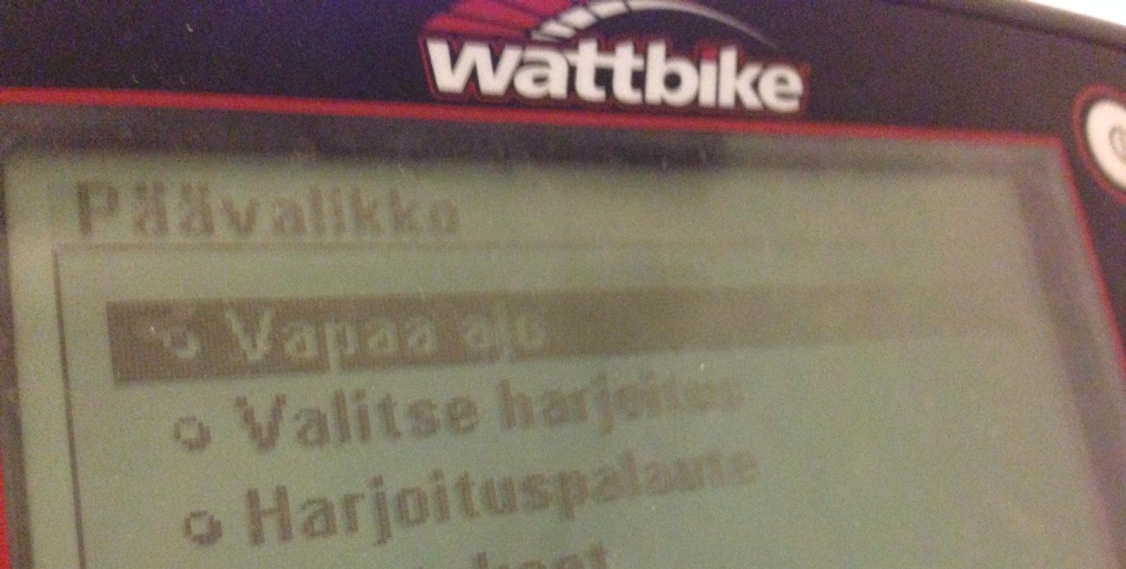 wattbikek