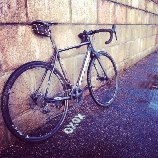 Cyclocross pyörät testissä