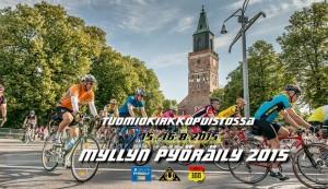 myllyn pyöräily