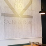 Bistrohenkinen kahvila Anna22