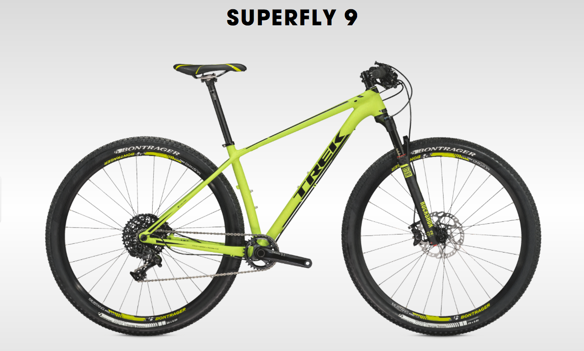 Trek Superbly 9 29