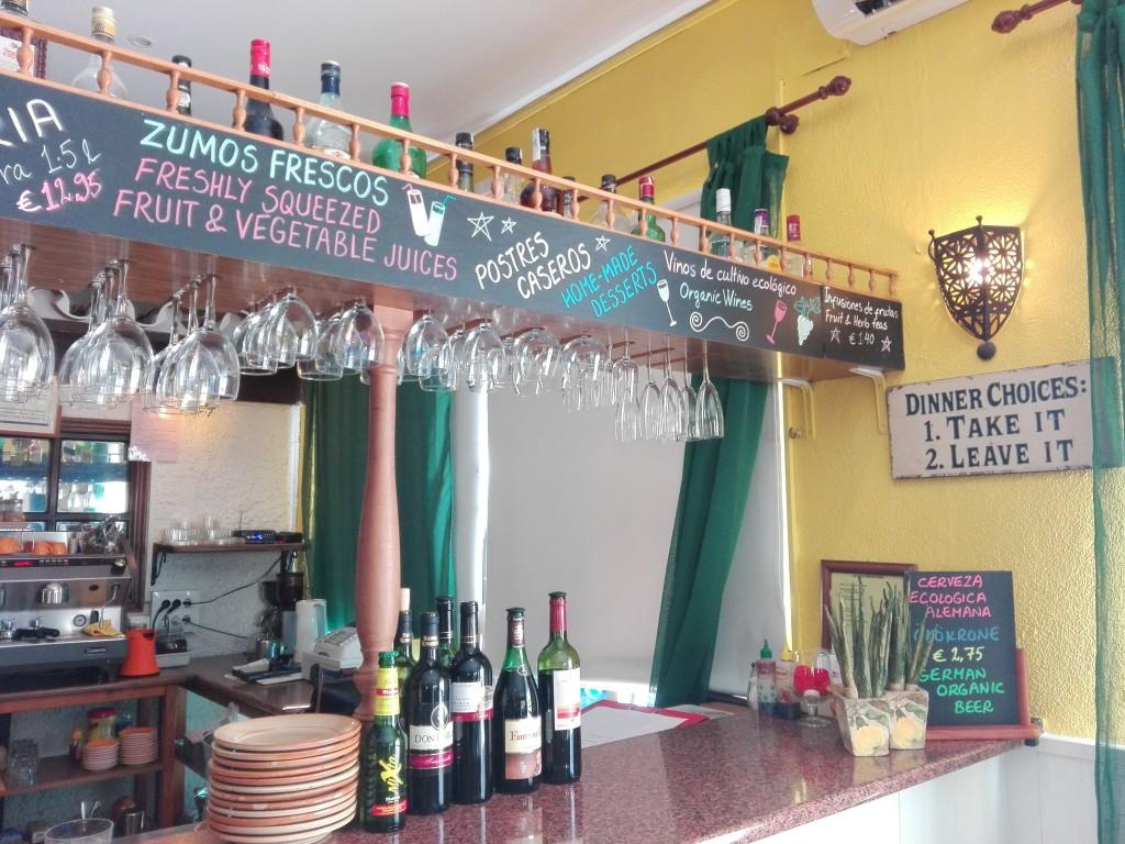 Kasvisruokaravintola