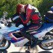 Moottoripyöräkortti opetusluvalla