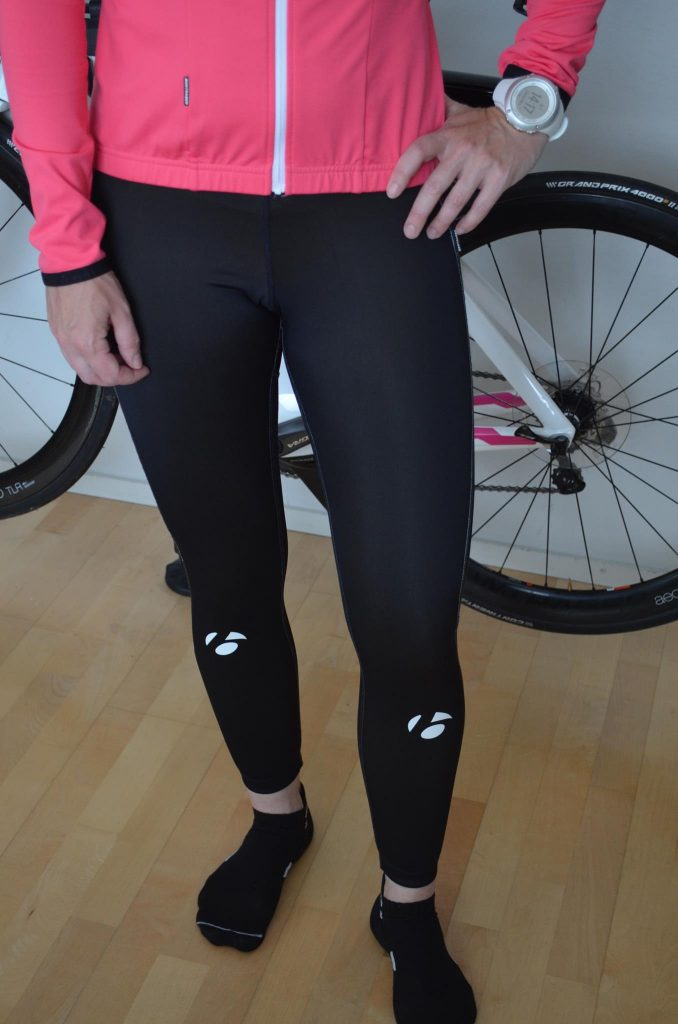Ajohousut Bontrager Race Thermal, Black.
