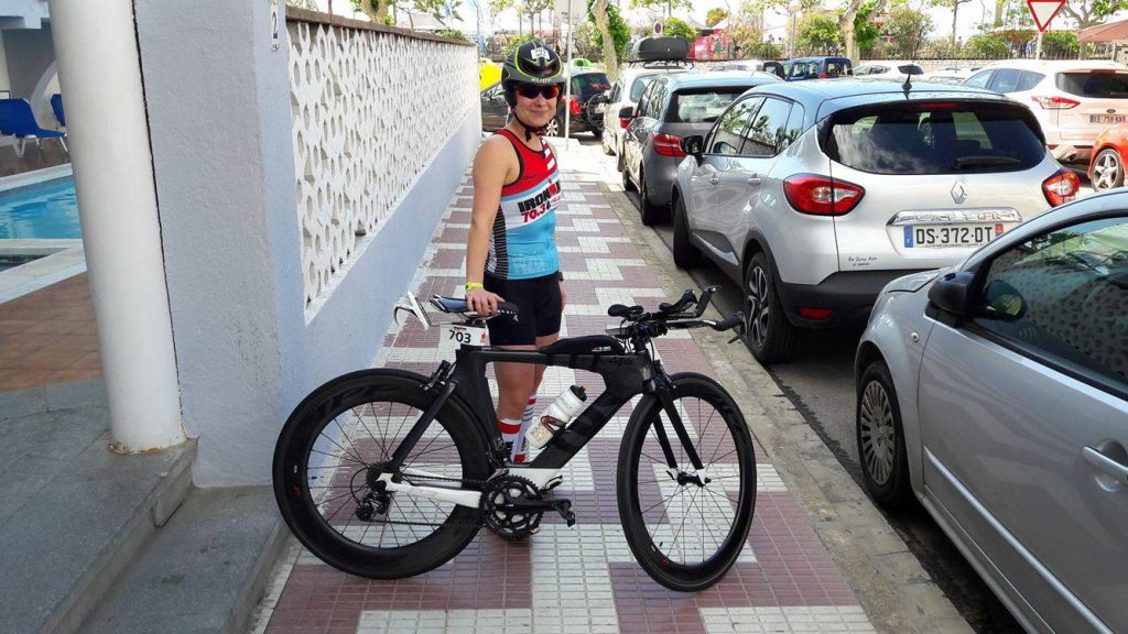 Barcelona Ironman 70.3