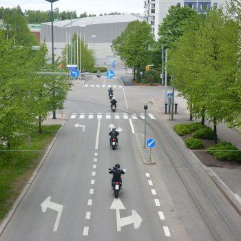 moottoripyörien koajopäivä