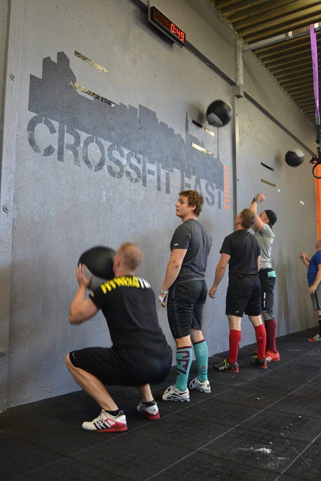 Crossfit East Turku
